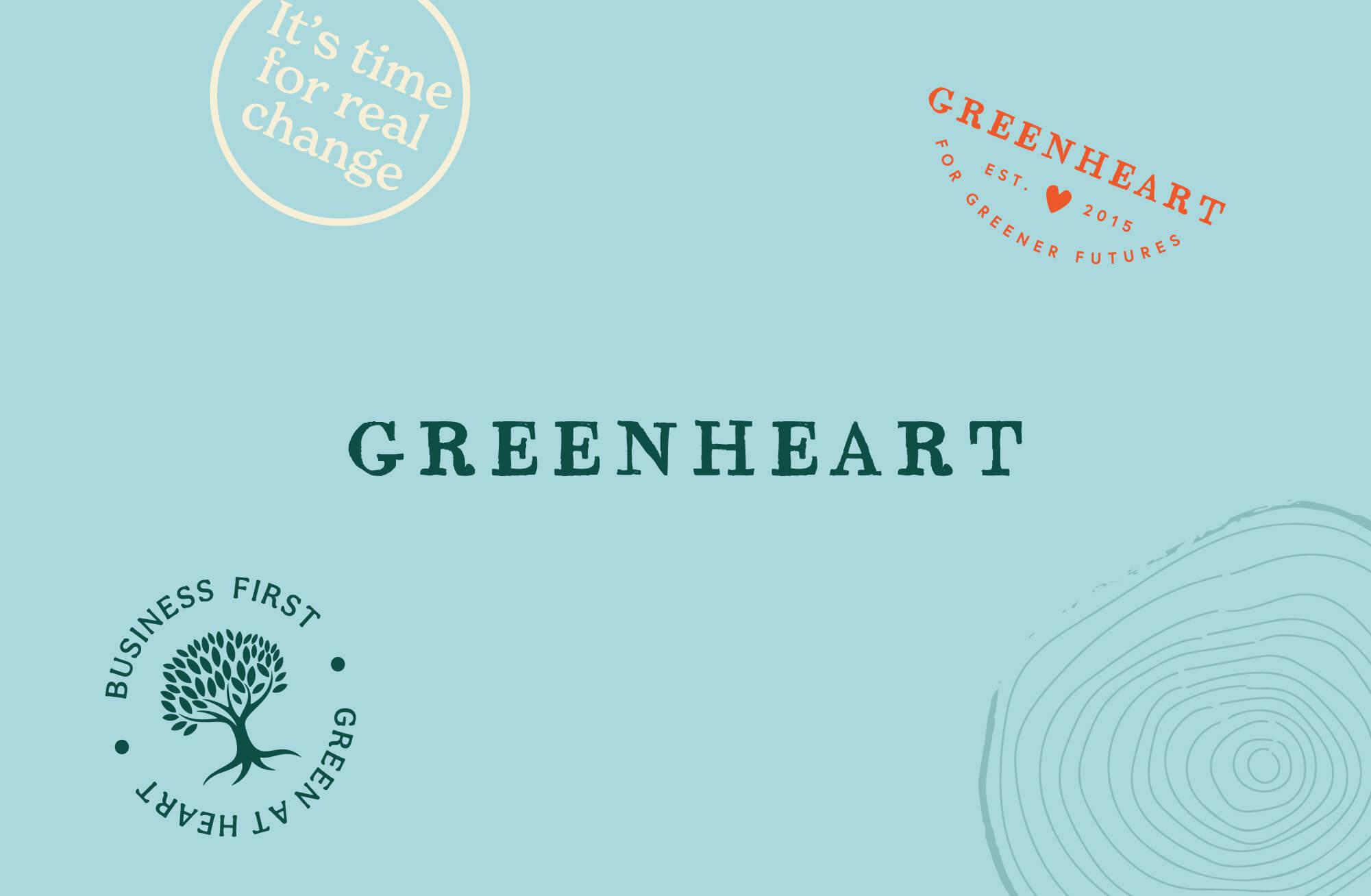 Greenheart Branding